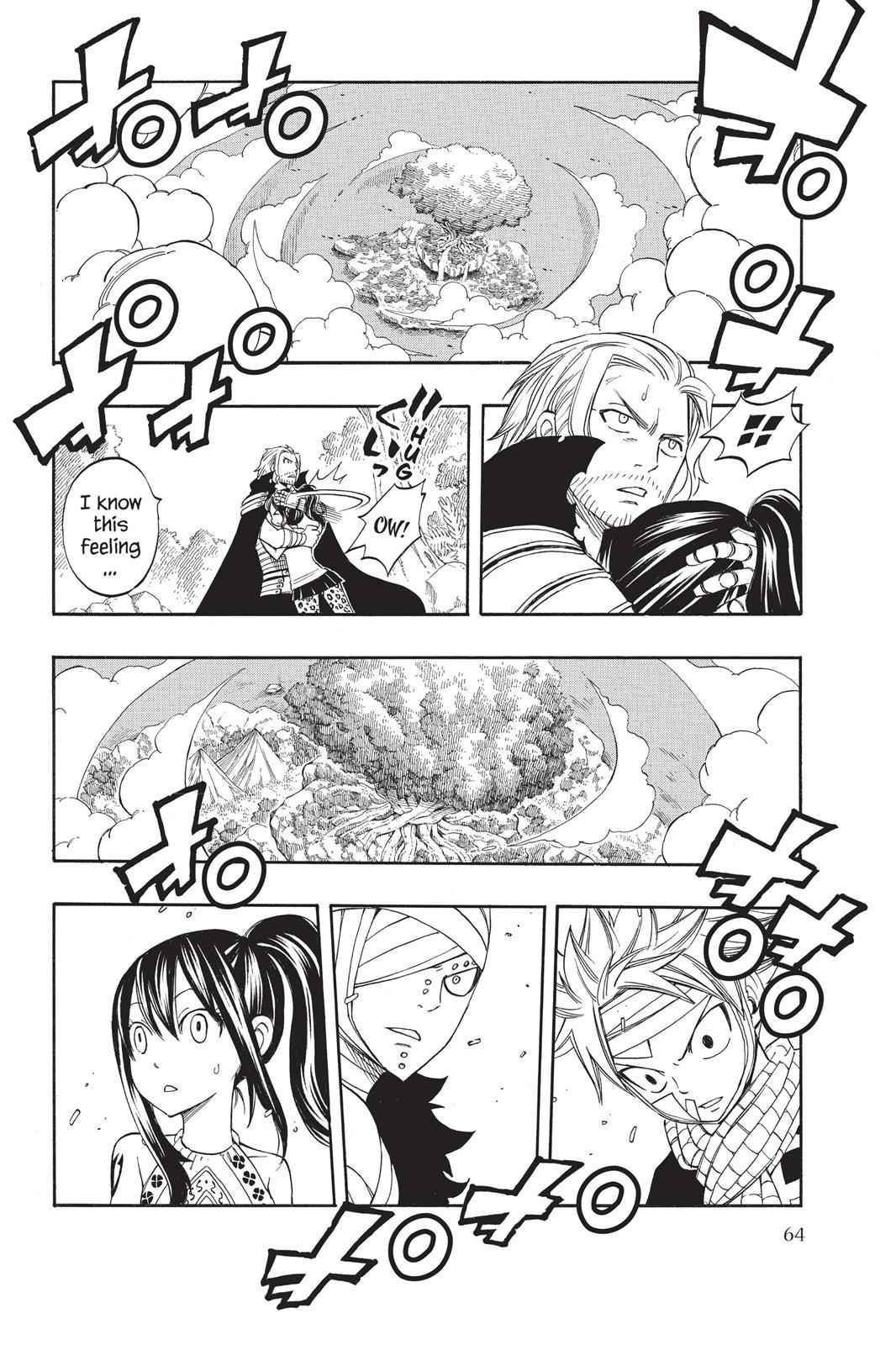 Fairy Tail Chapter 252 Page 2