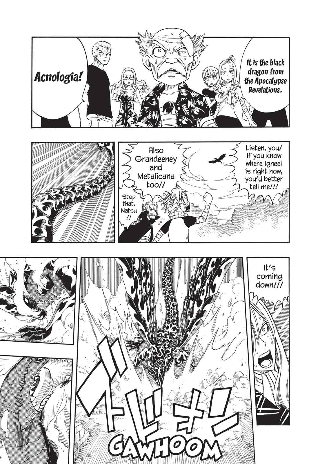 Fairy Tail Chapter 252 Page 5