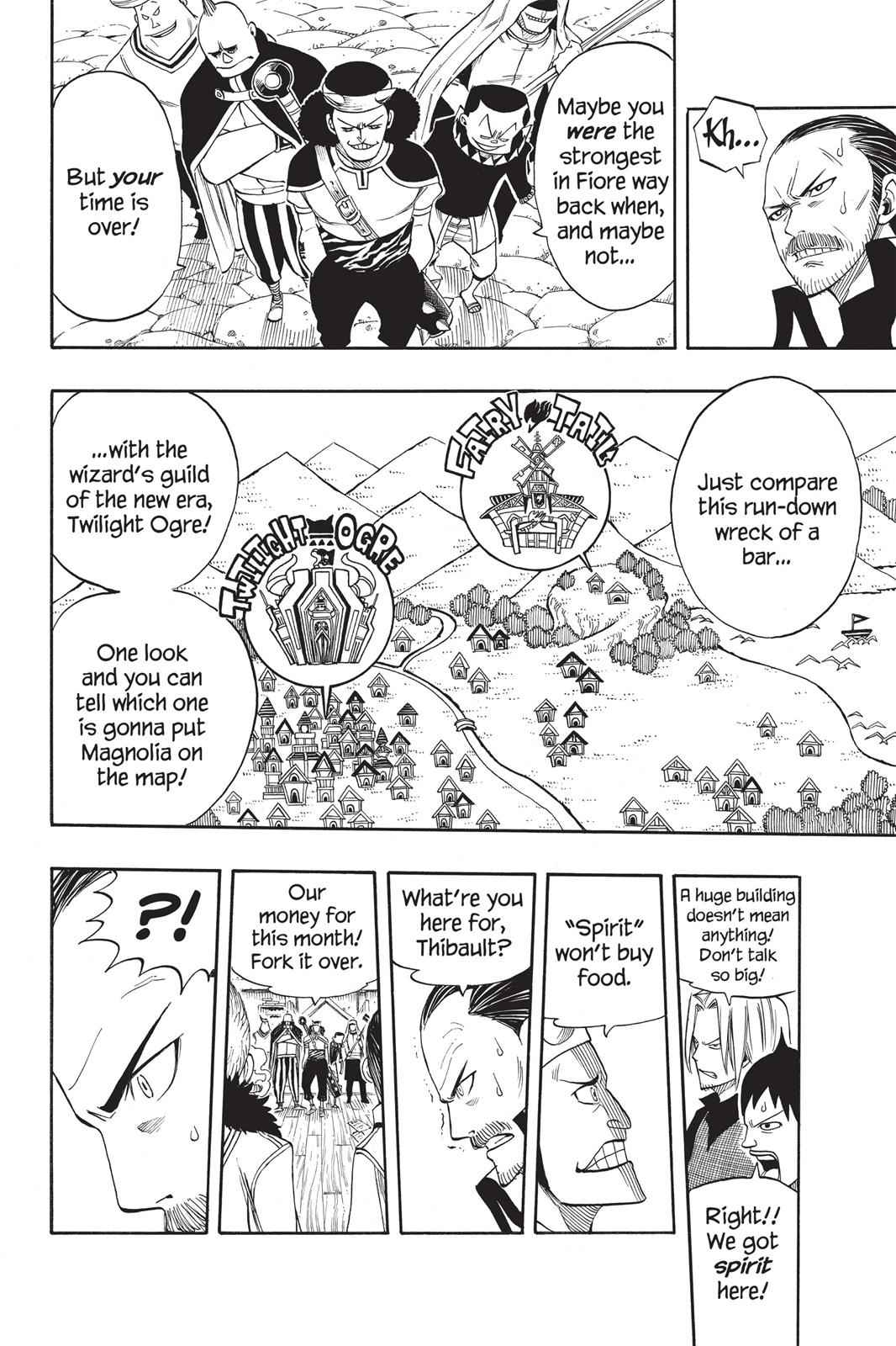 Fairy Tail Chapter 254 Page 10