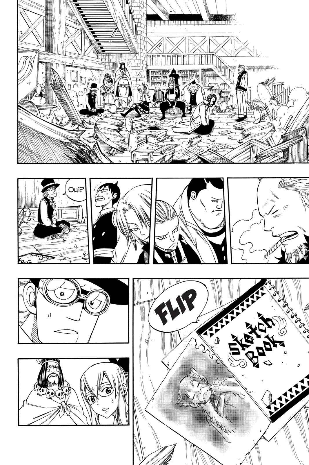 Fairy Tail Chapter 254 Page 14