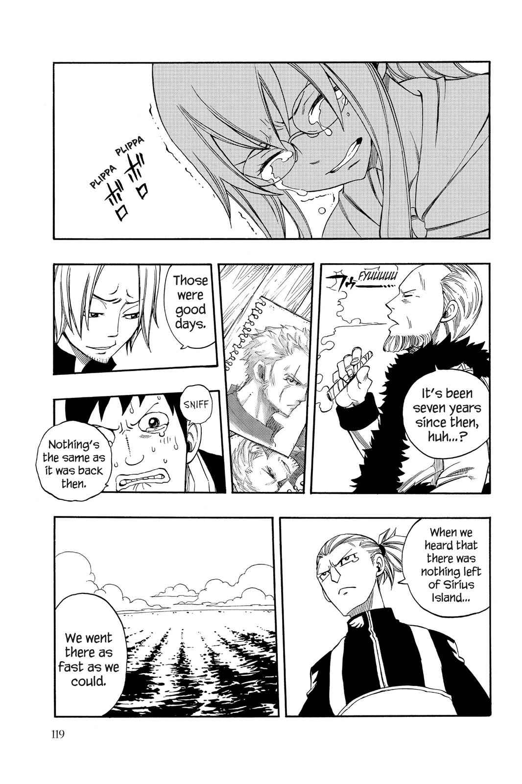 Fairy Tail Chapter 254 Page 17