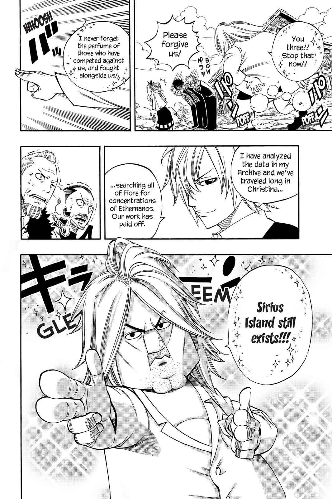 Fairy Tail Chapter 254 Page 24