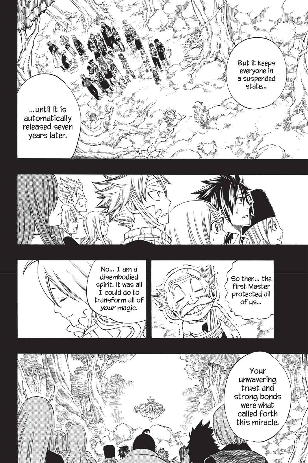 Fairy Tail Chapter 255 Page 17