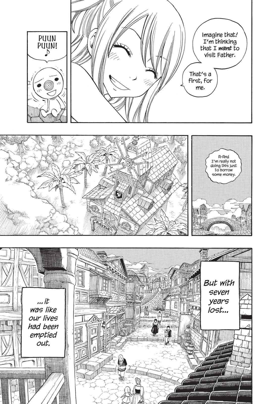 Fairy Tail Chapter 256 Page 15
