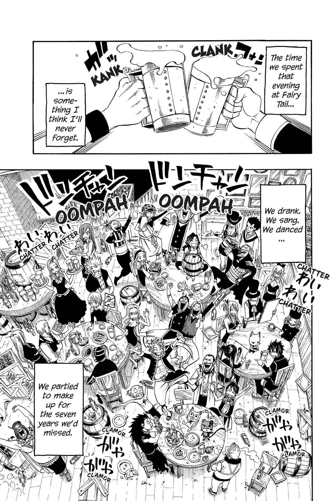 Fairy Tail Chapter 256 Page 3