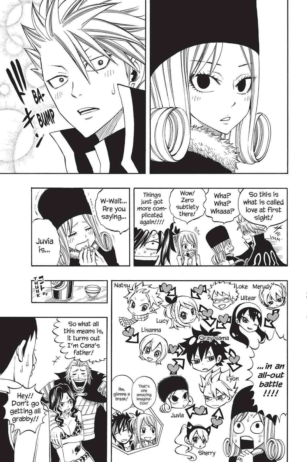 Fairy Tail Chapter 256 Page 9