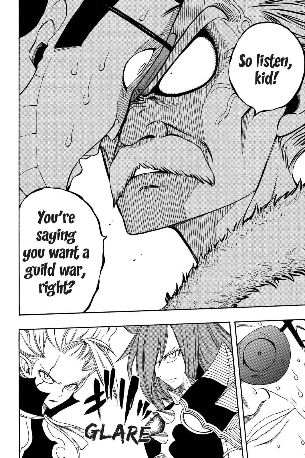 Fairy Tail Chapter 257 Page 10