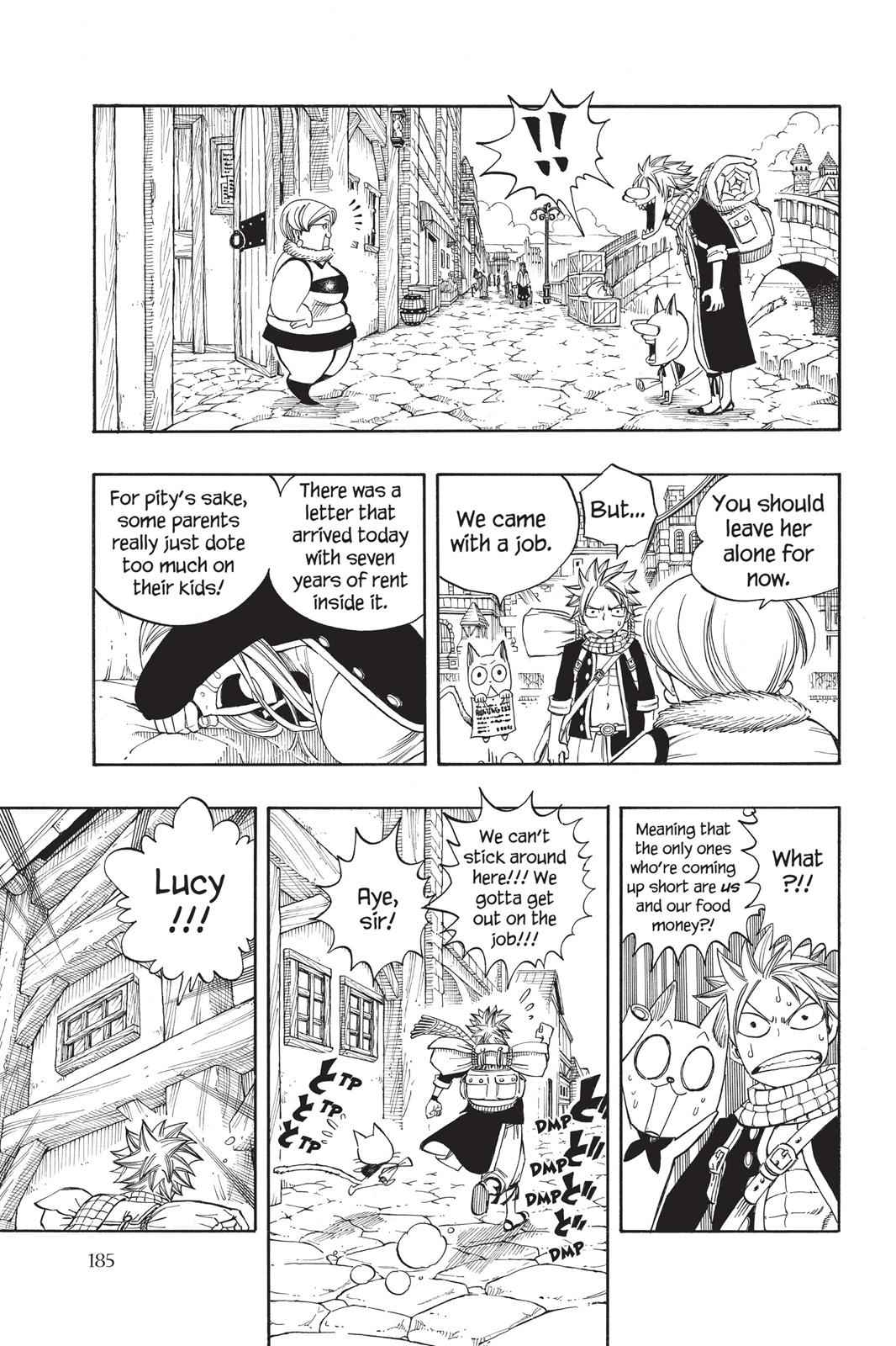 Fairy Tail Chapter 257 Page 19