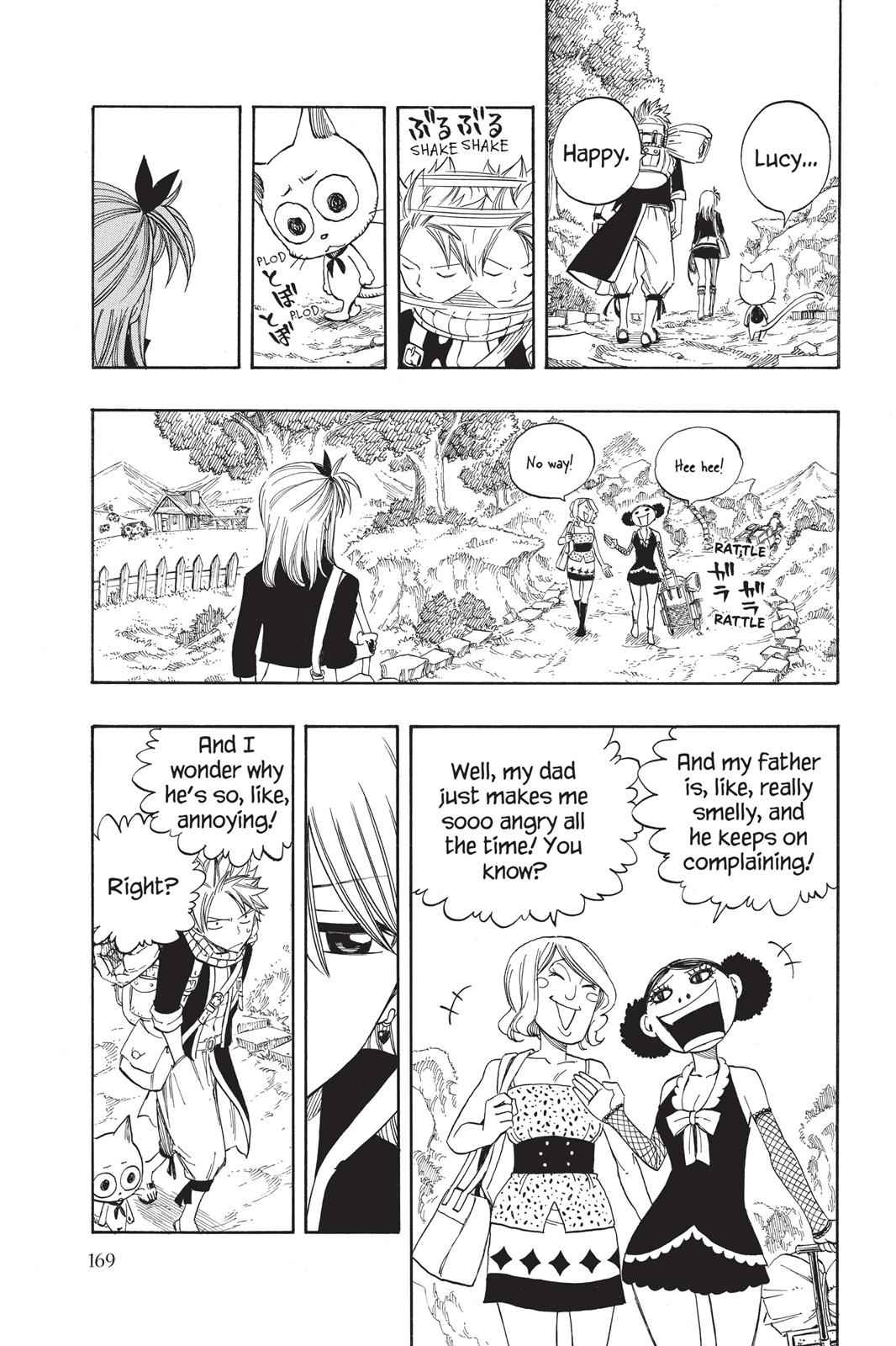 Fairy Tail Chapter 257 Page 3