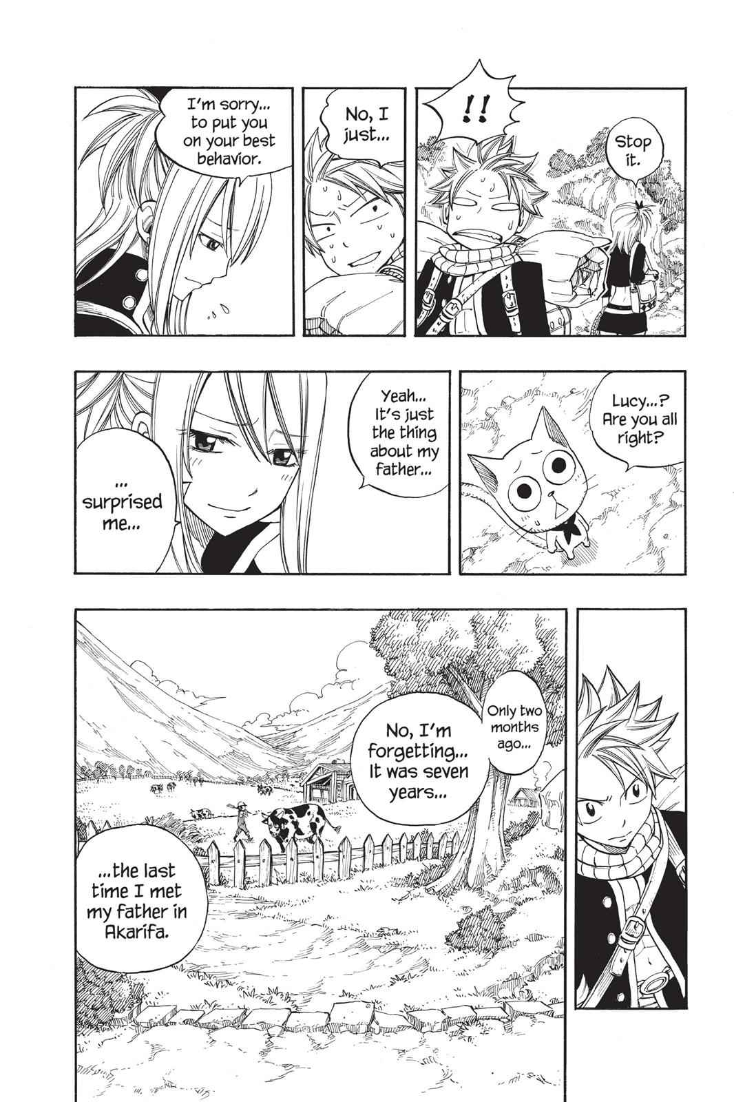 Fairy Tail Chapter 257 Page 5