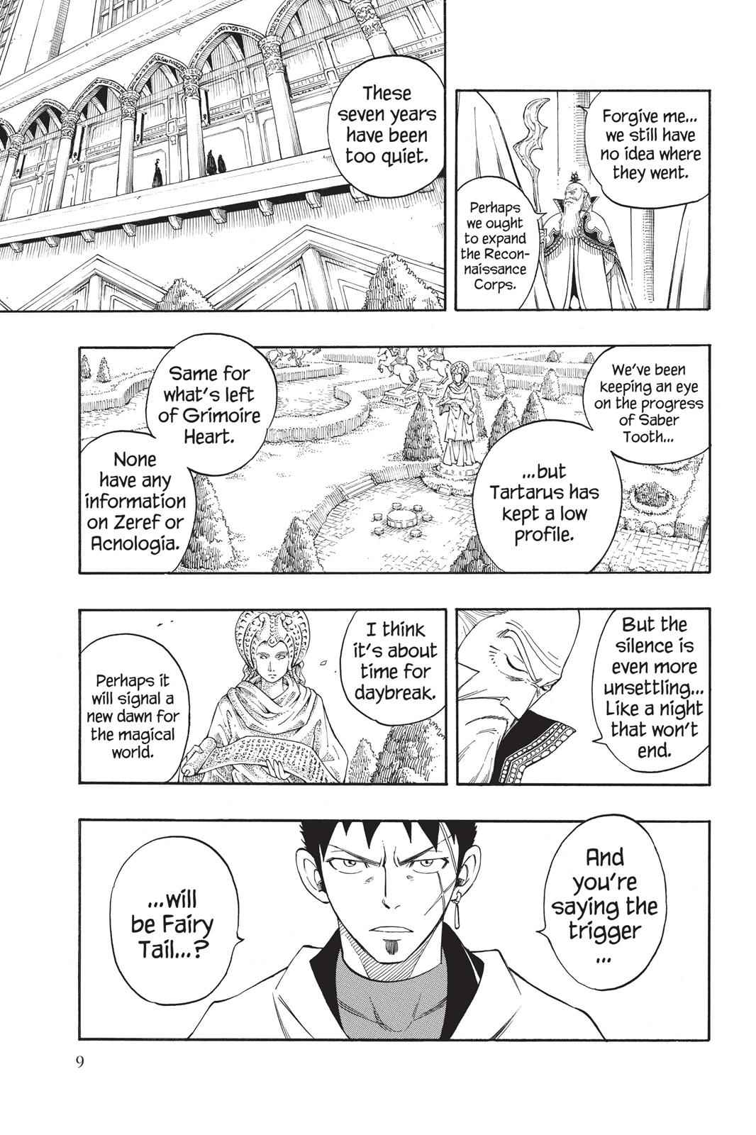 Fairy Tail Chapter 258 Page 10