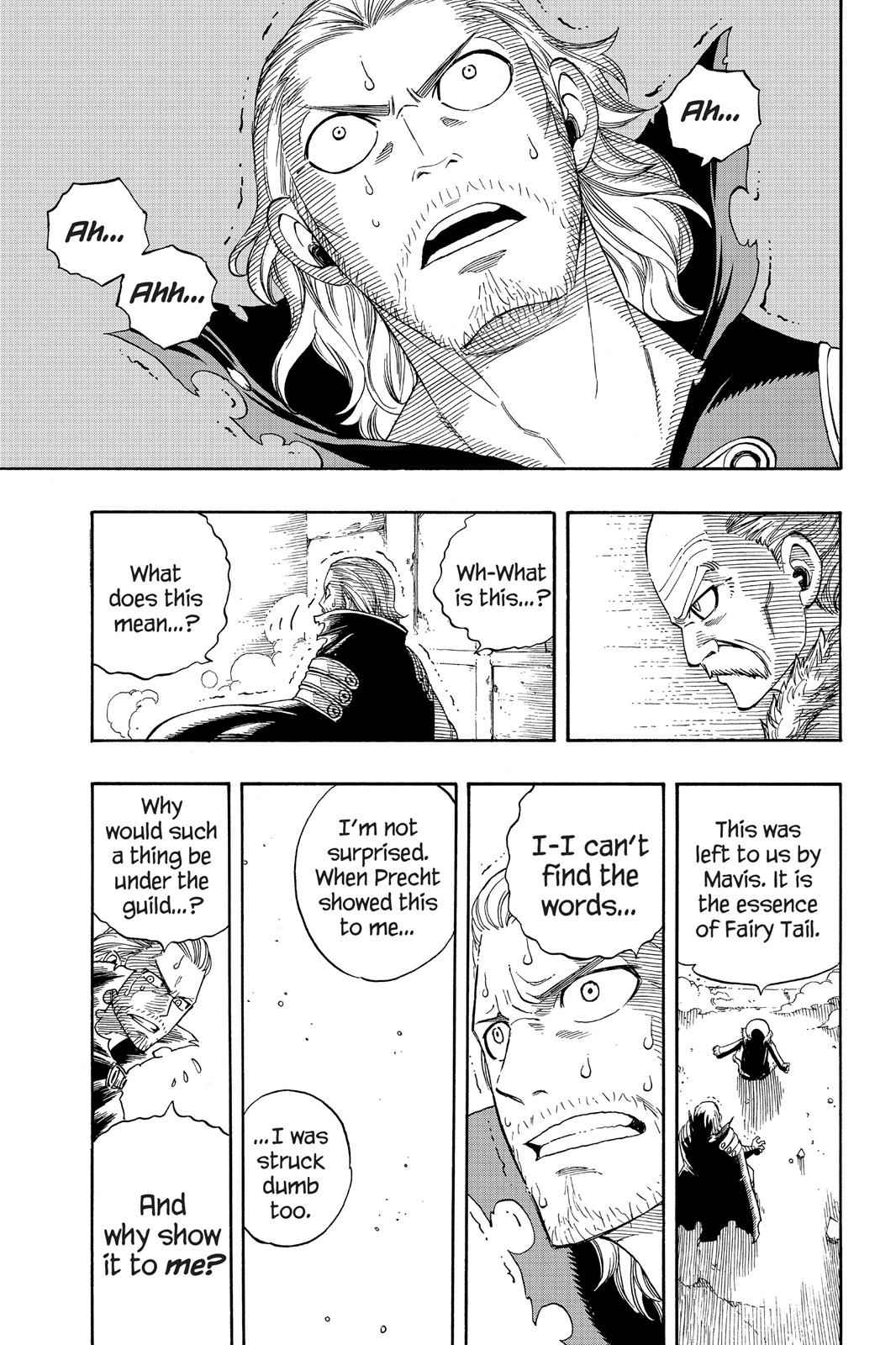 Fairy Tail Chapter 258 Page 20