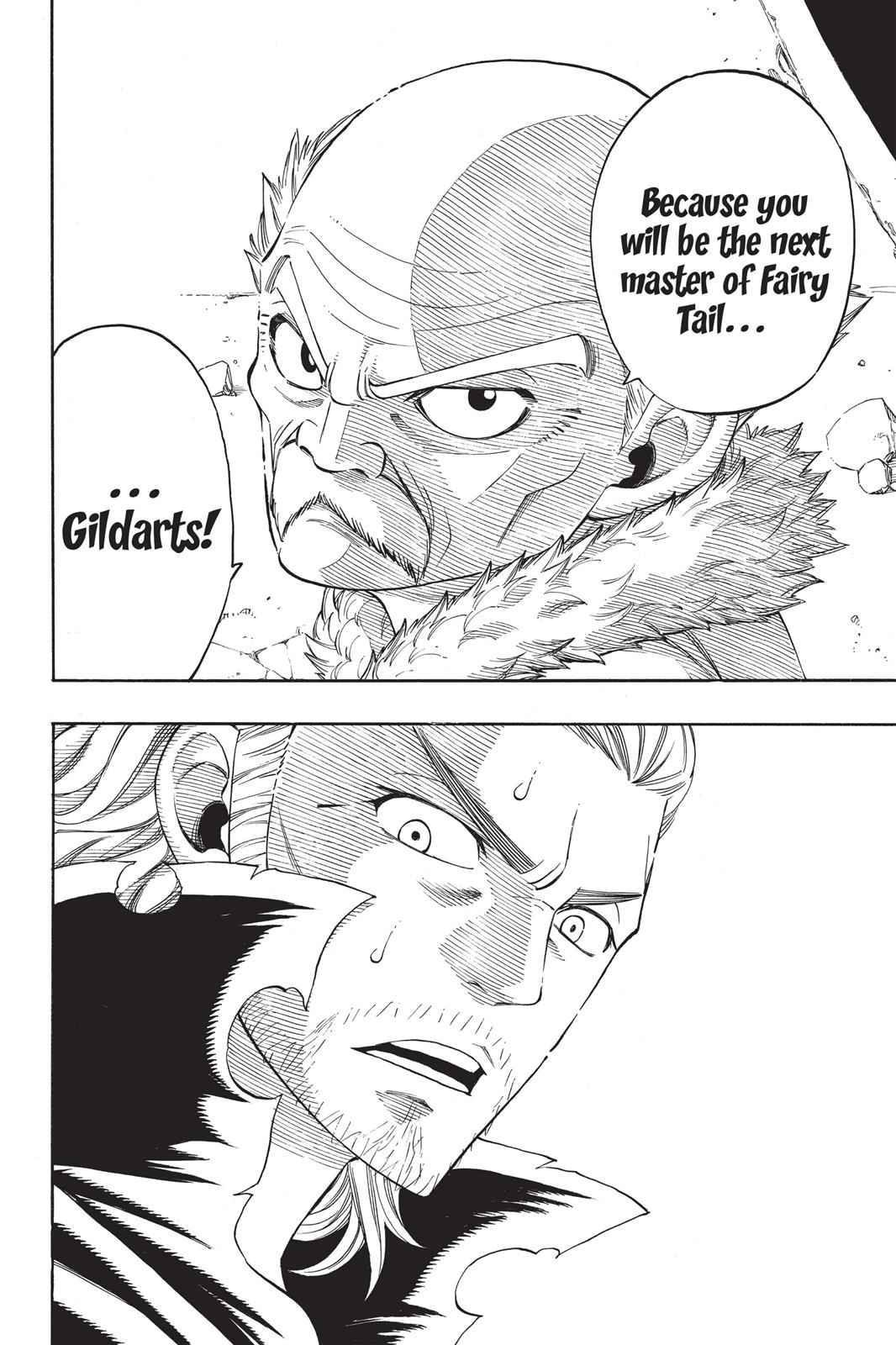 Fairy Tail Chapter 258 Page 21