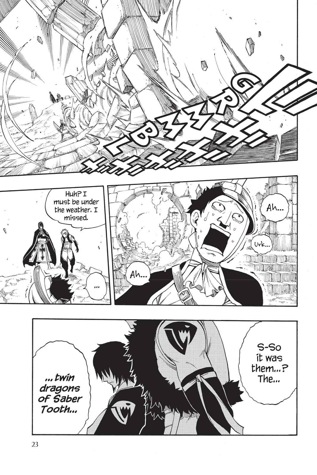 Fairy Tail Chapter 258 Page 24