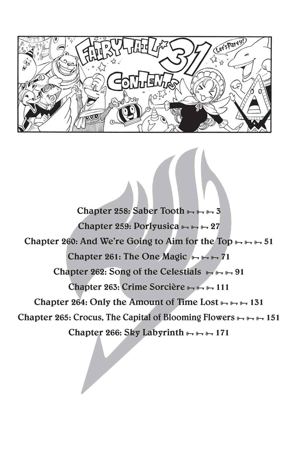 Fairy Tail Chapter 258 Page 4