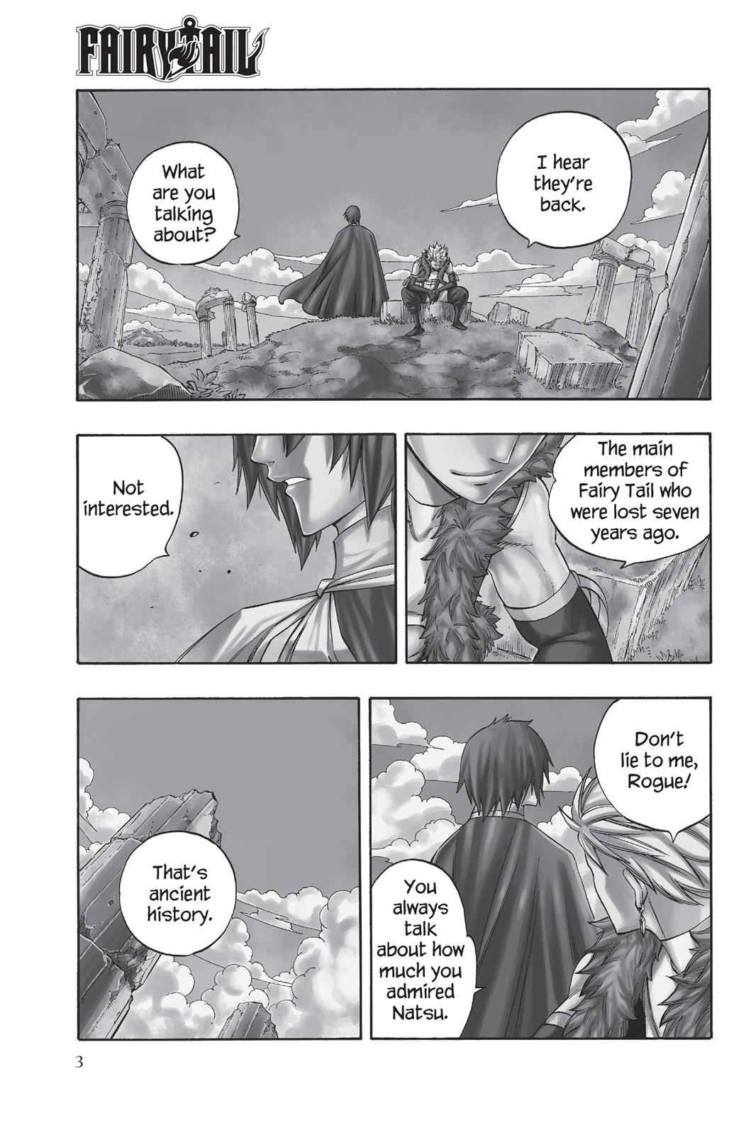 Fairy Tail Chapter 258 Page 5