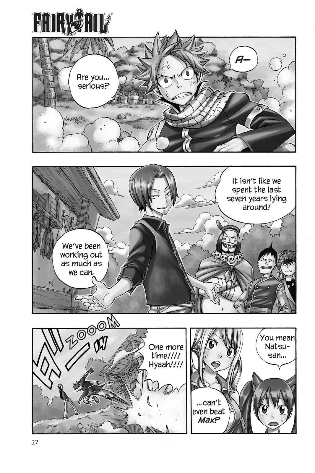 Fairy Tail Chapter 259 Page 1