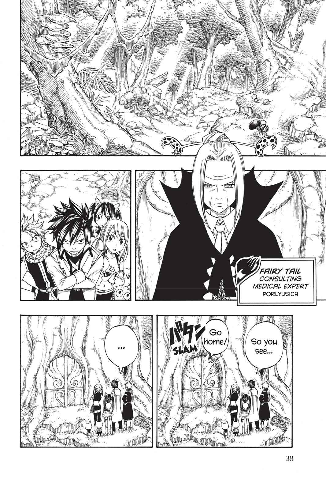 Fairy Tail Chapter 259 Page 11