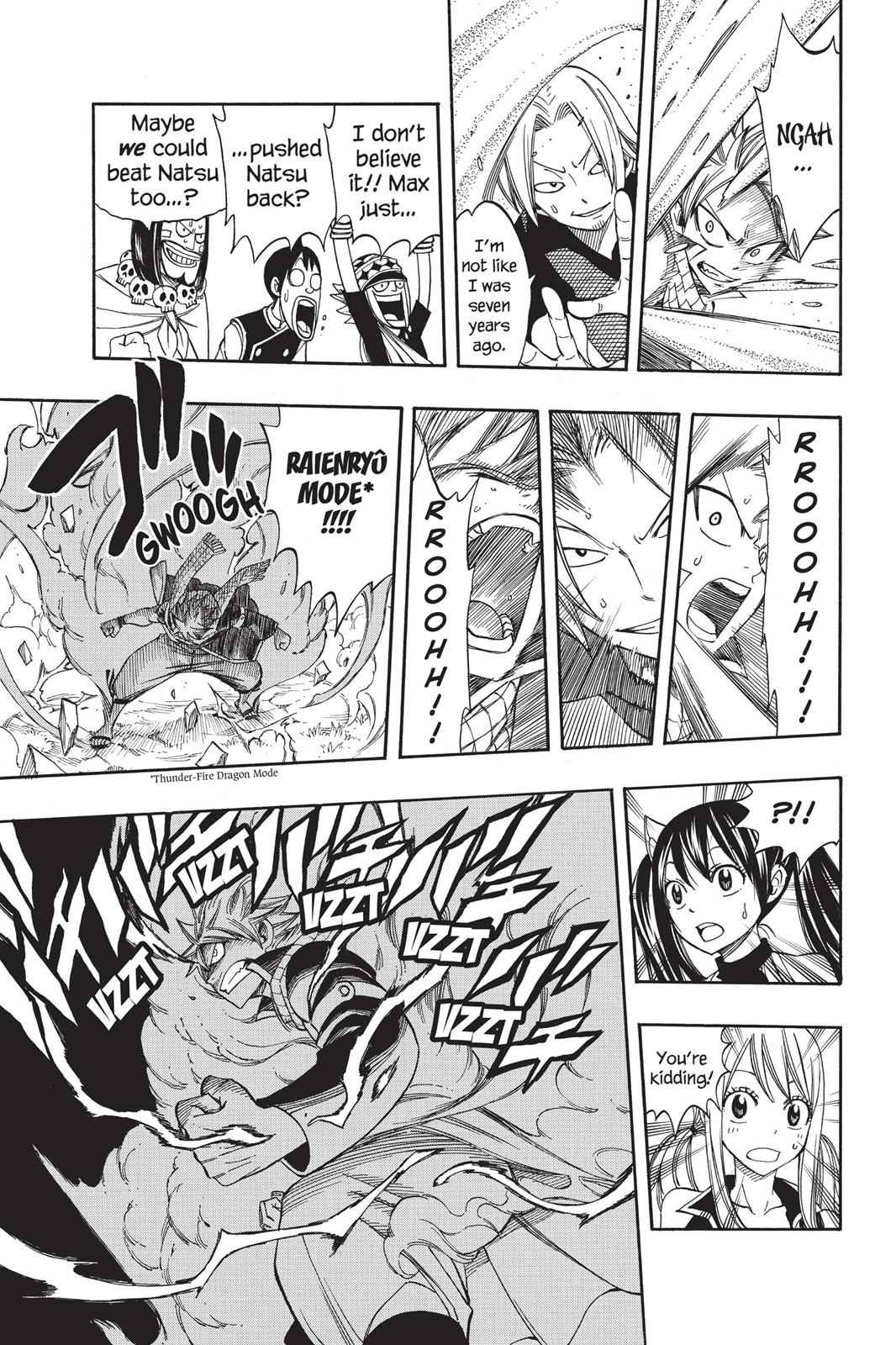 Fairy Tail Chapter 259 Page 6