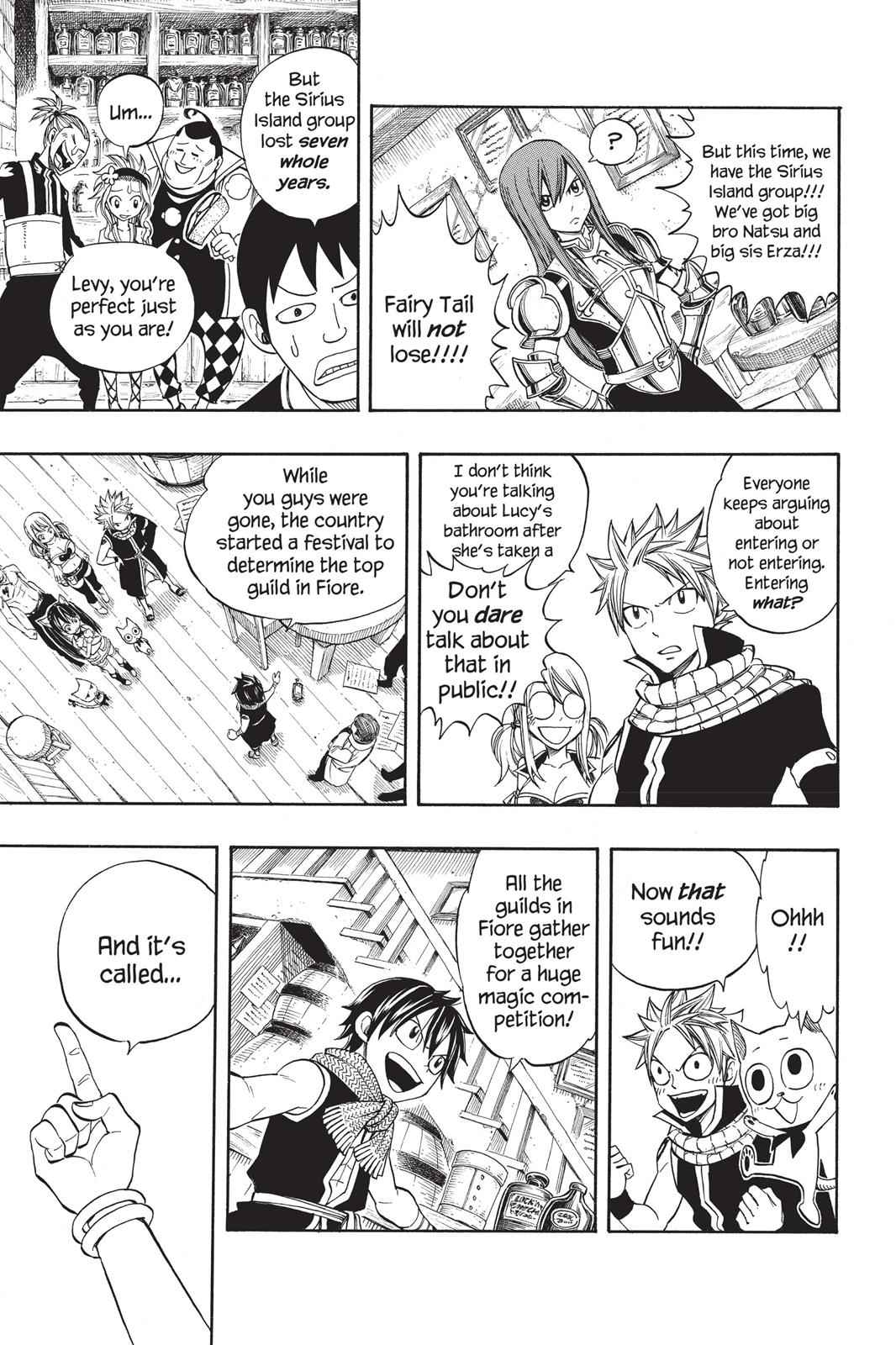Fairy Tail Chapter 260 Page 13