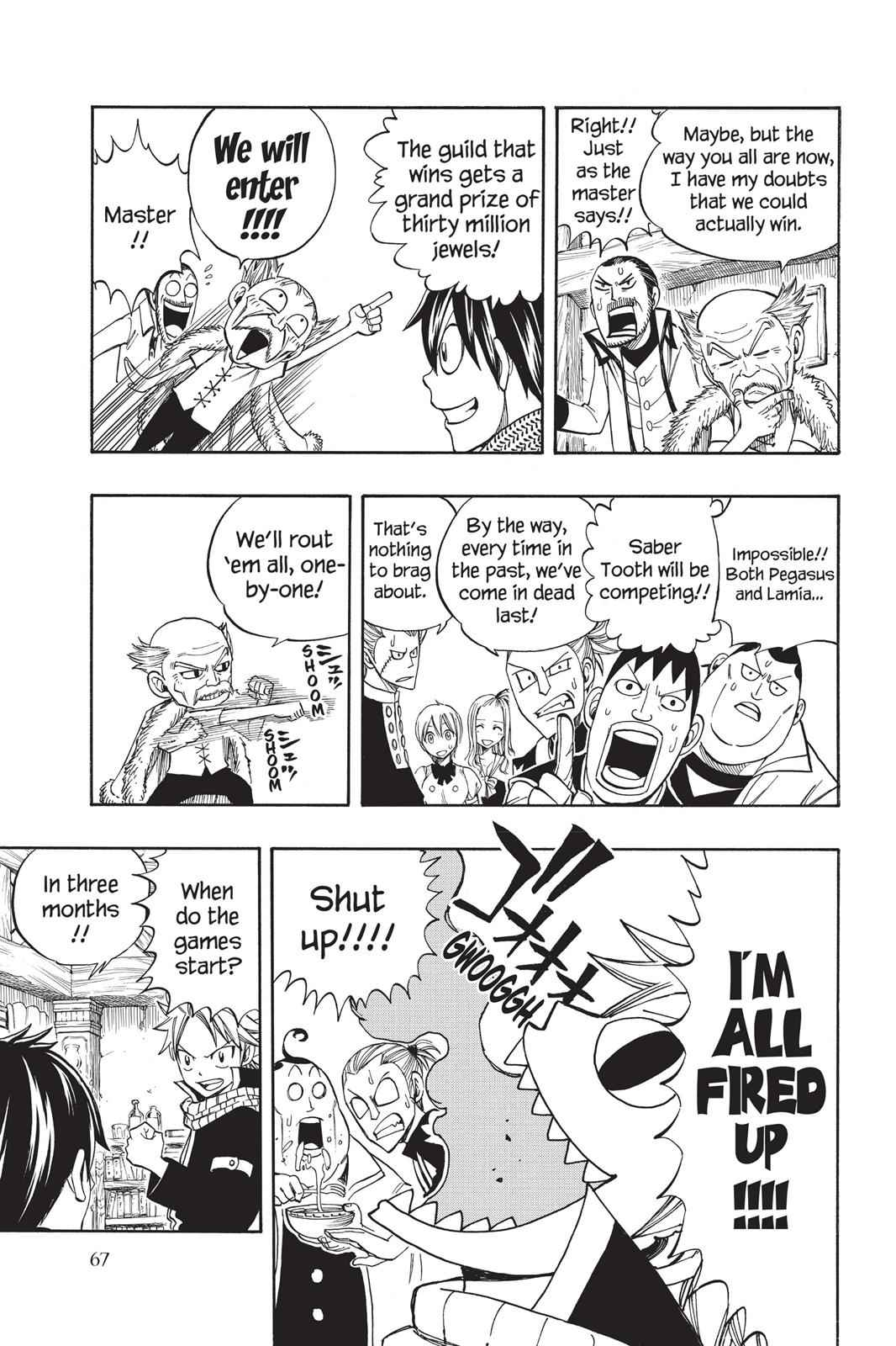 Fairy Tail Chapter 260 Page 16
