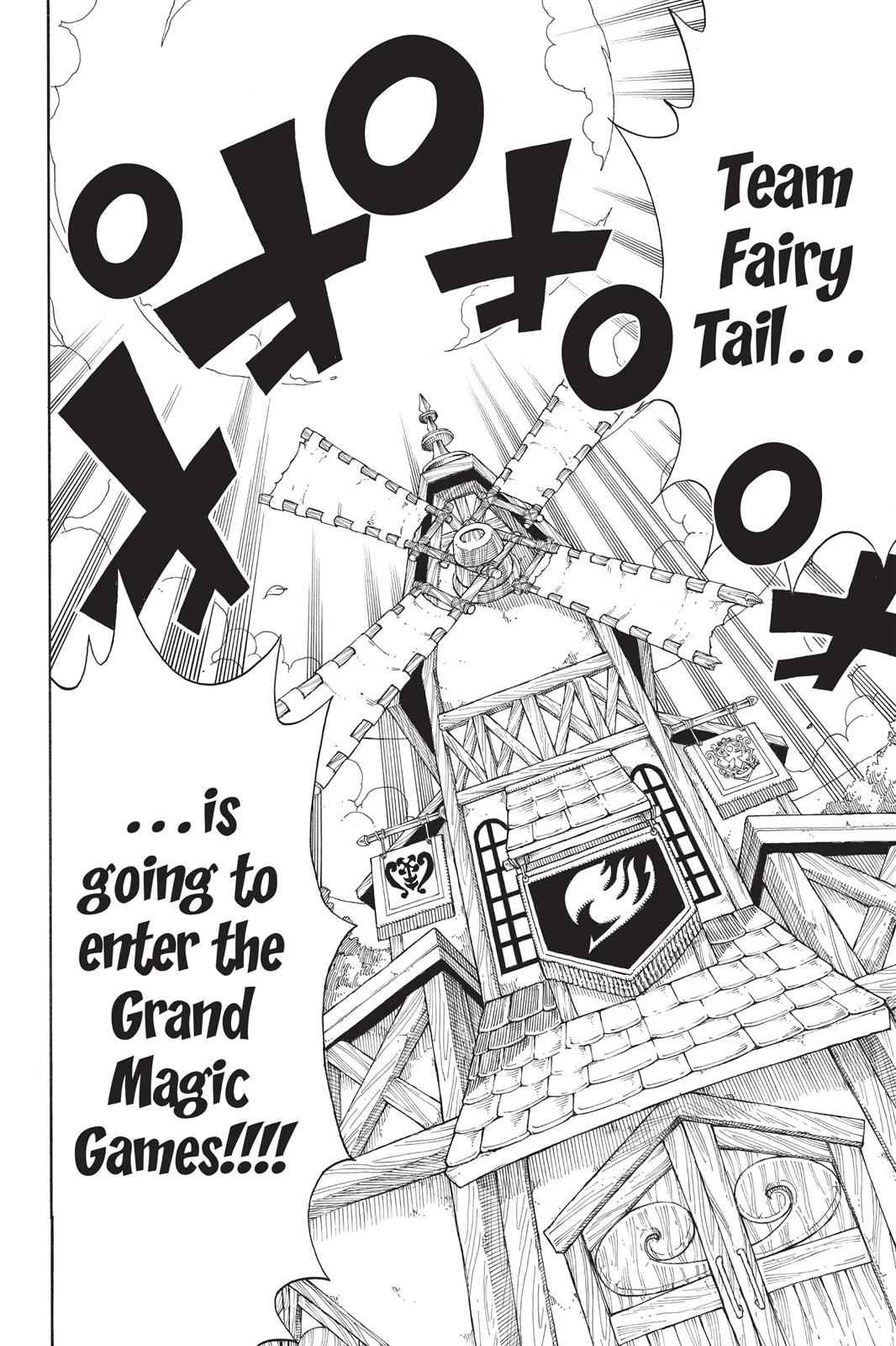 Fairy Tail Chapter 260 Page 19