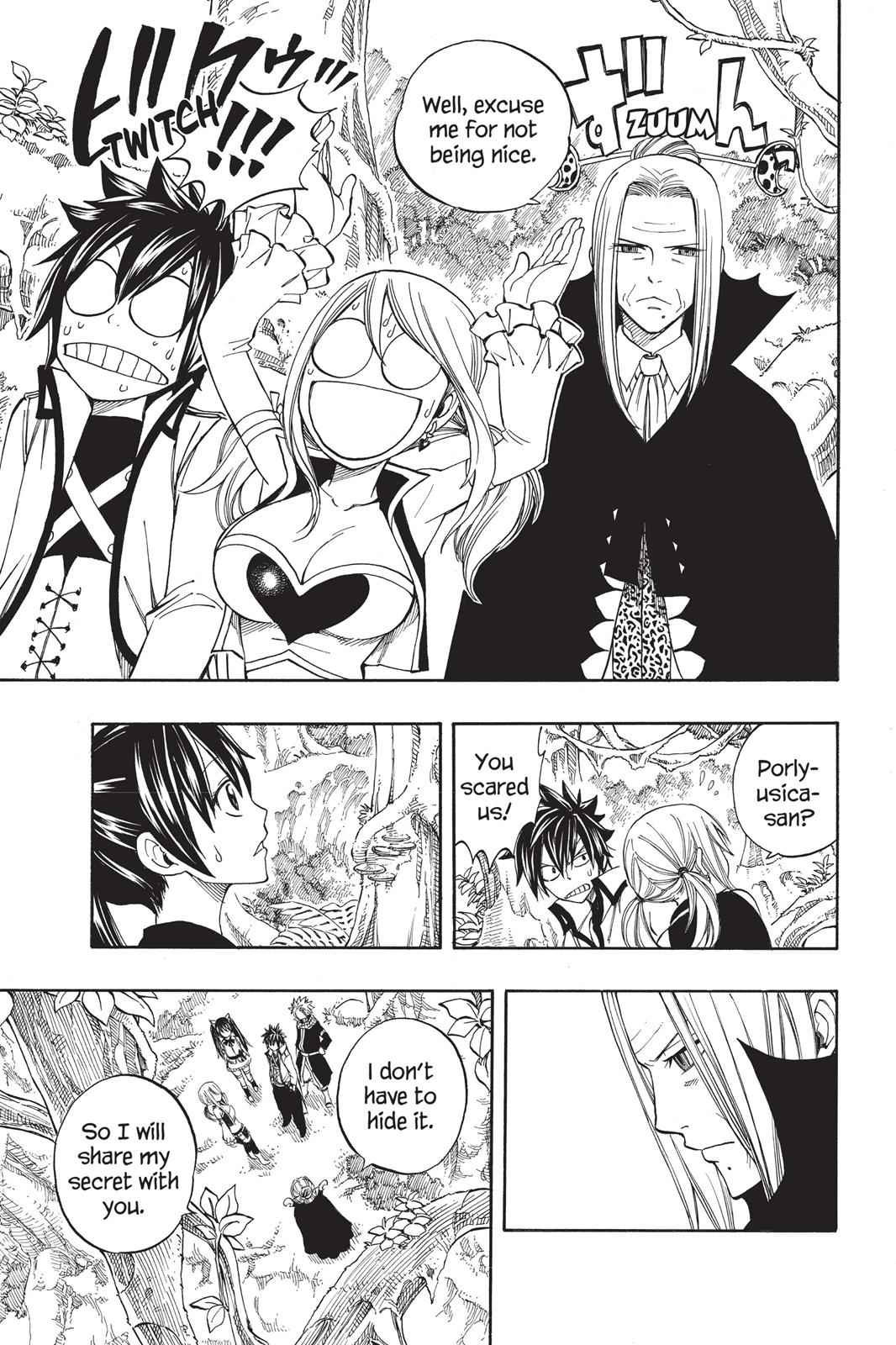 Fairy Tail Chapter 260 Page 5