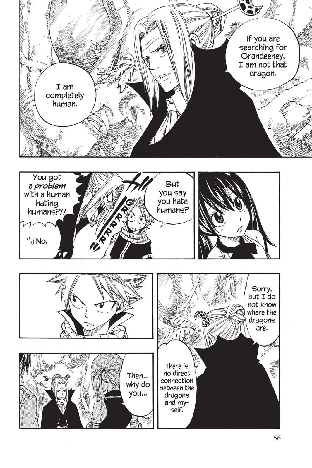 Fairy Tail Chapter 260 Page 6
