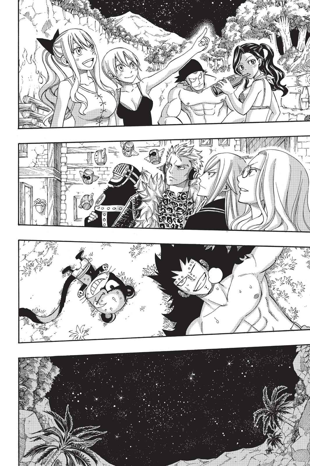 Fairy Tail Chapter 261 Page 18