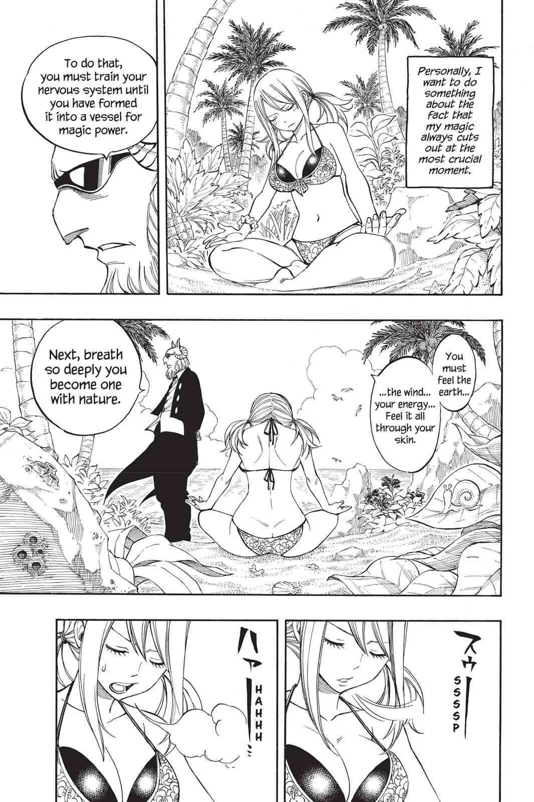 Fairy Tail Chapter 261 Page 9