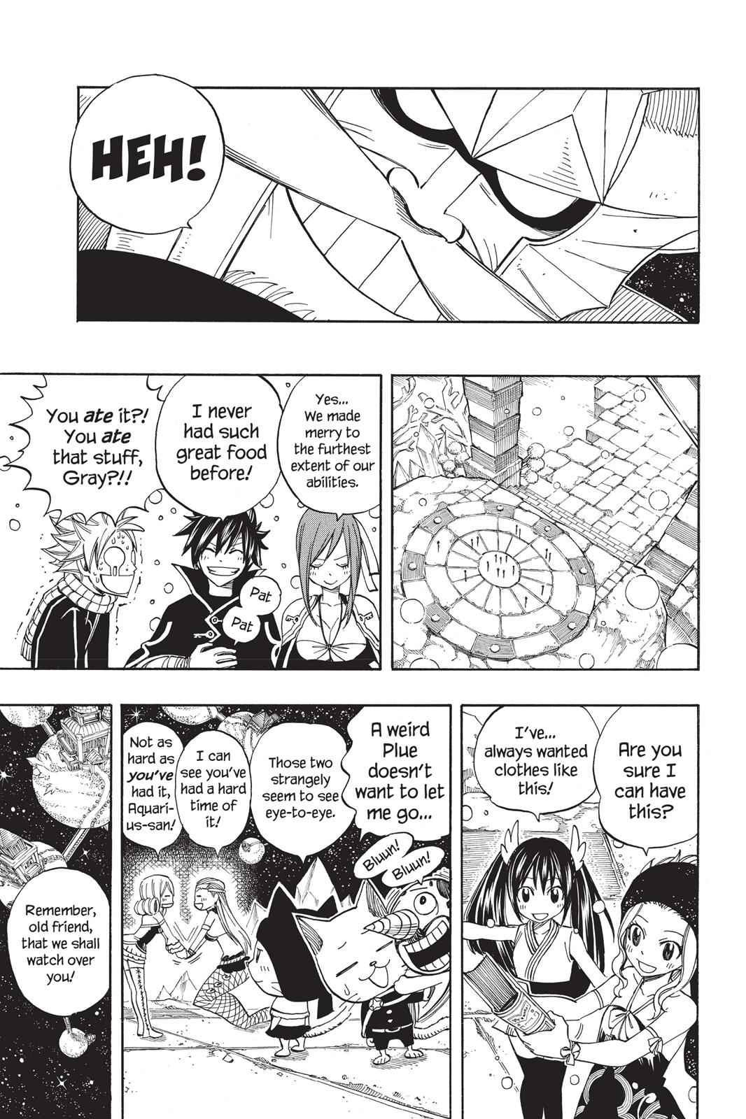 Fairy Tail Chapter 262 Page 17