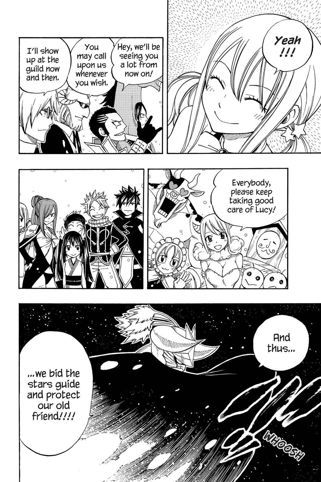 Fairy Tail Chapter 262 Page 18