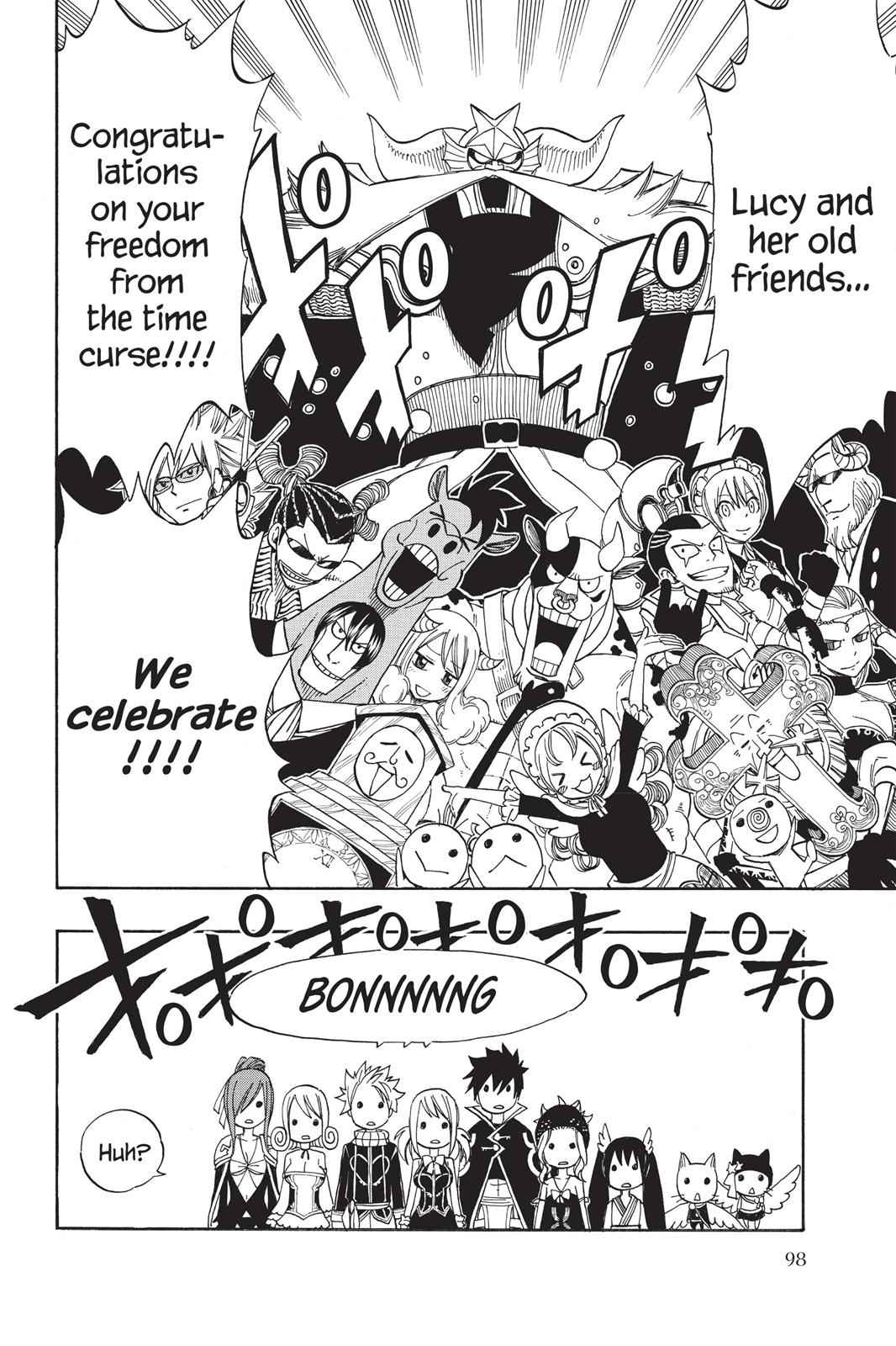 Fairy Tail Chapter 262 Page 8