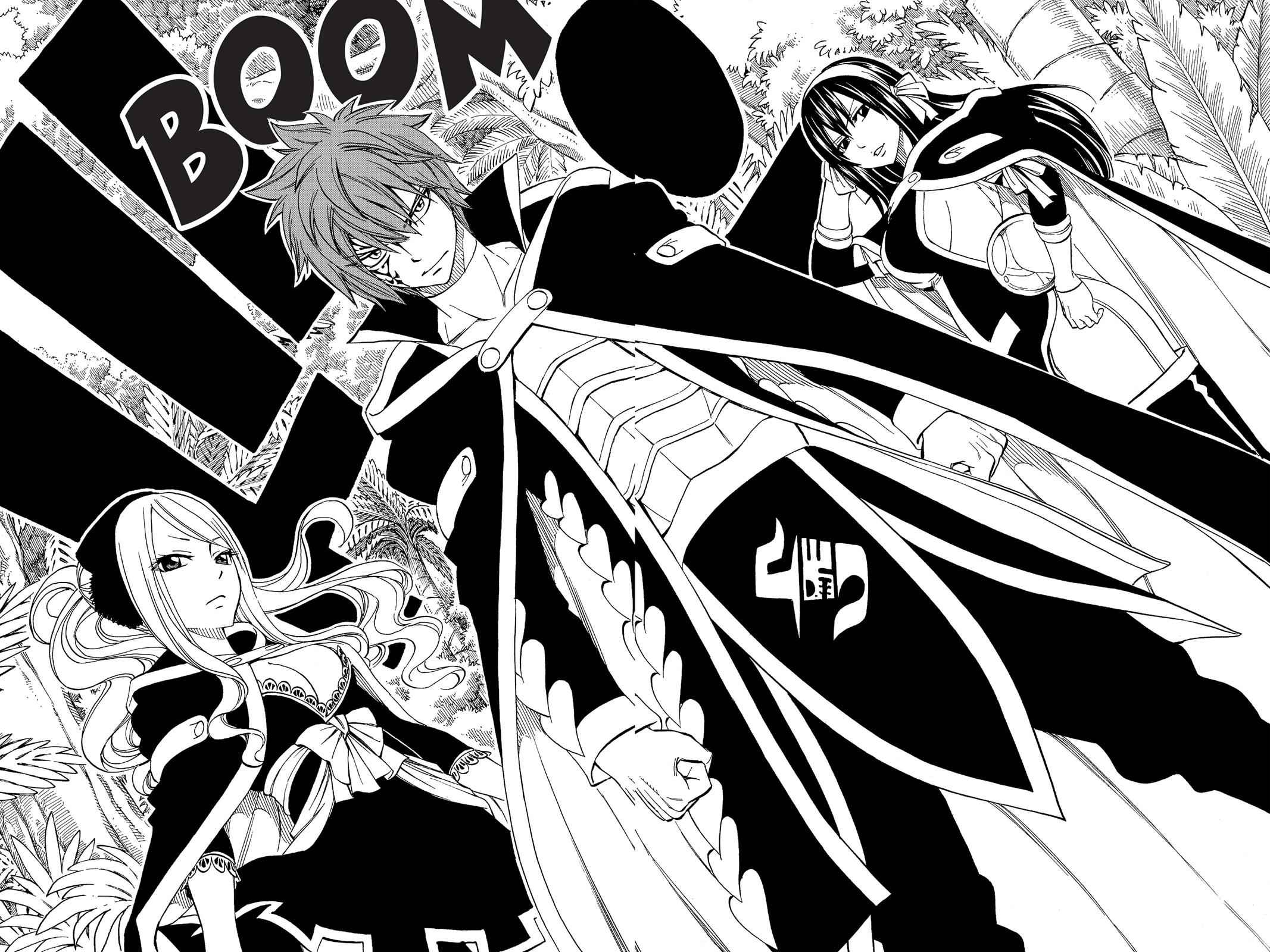 Fairy Tail Chapter 263 Page 10