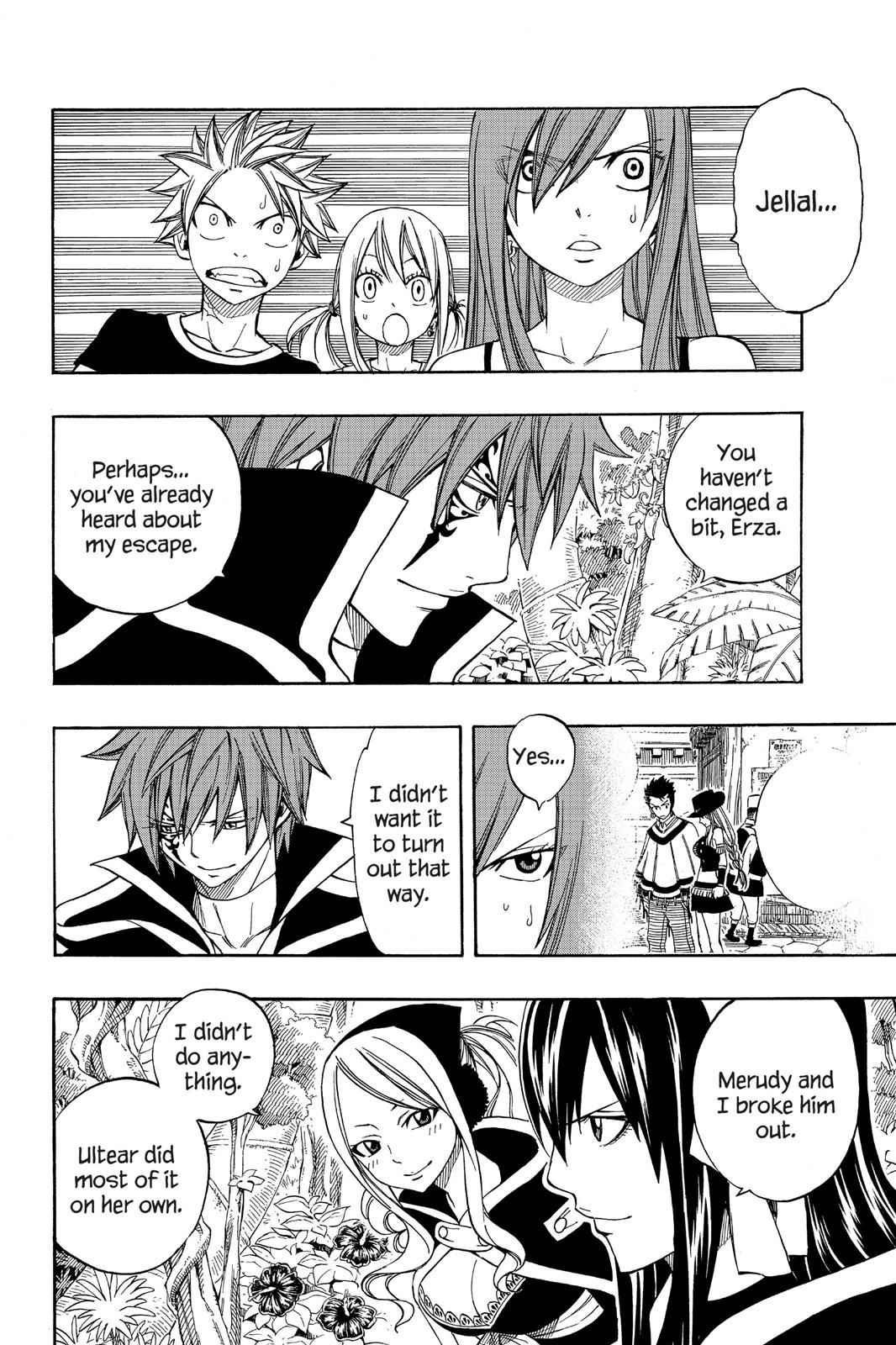 Fairy Tail Chapter 263 Page 11