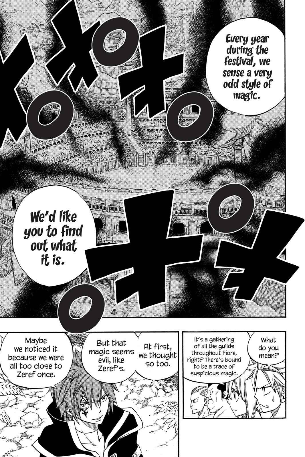Fairy Tail Chapter 263 Page 16