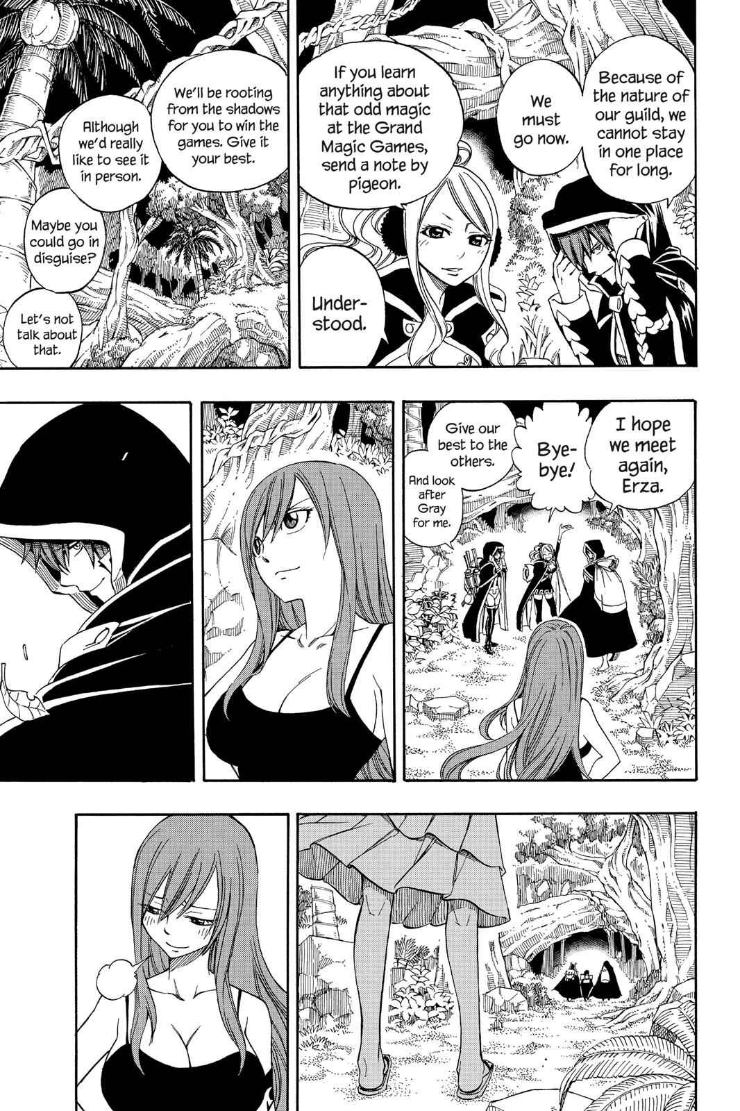 Fairy Tail Chapter 264 Page 17