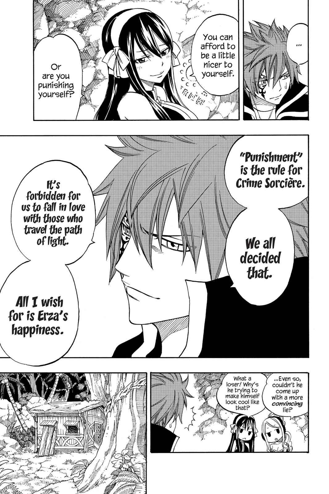 Fairy Tail Chapter 264 Page 19