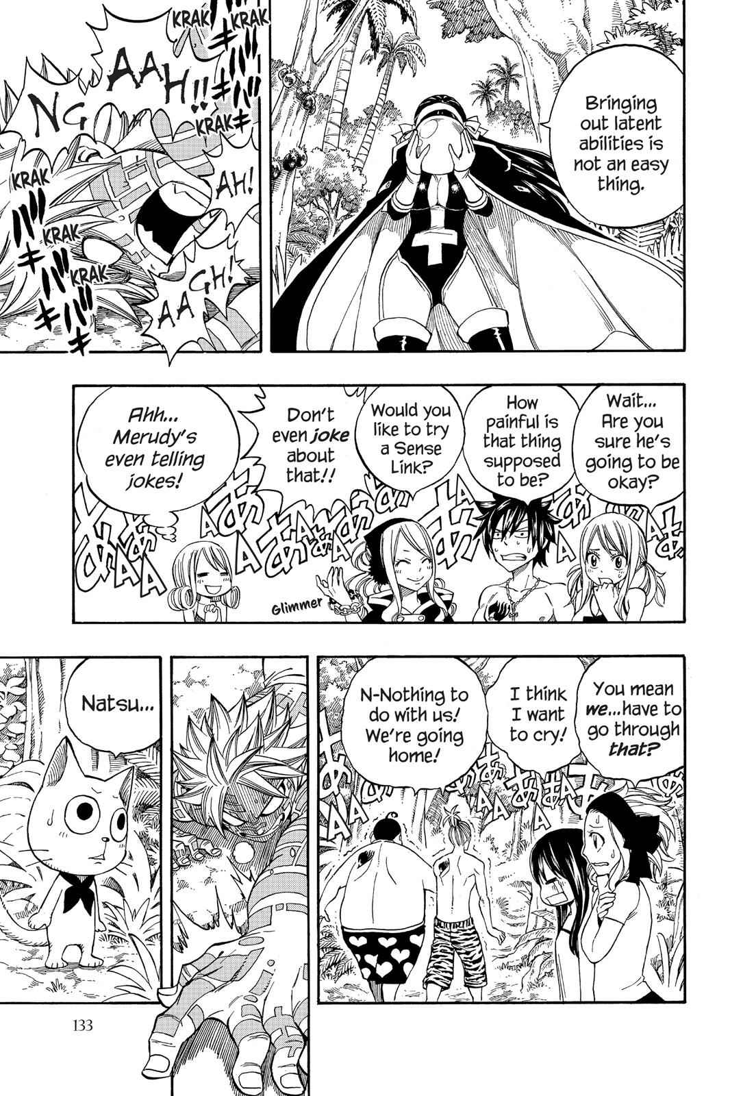 Fairy Tail Chapter 264 Page 3