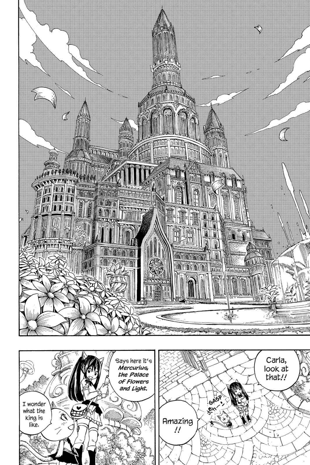 Fairy Tail Chapter 265 Page 13