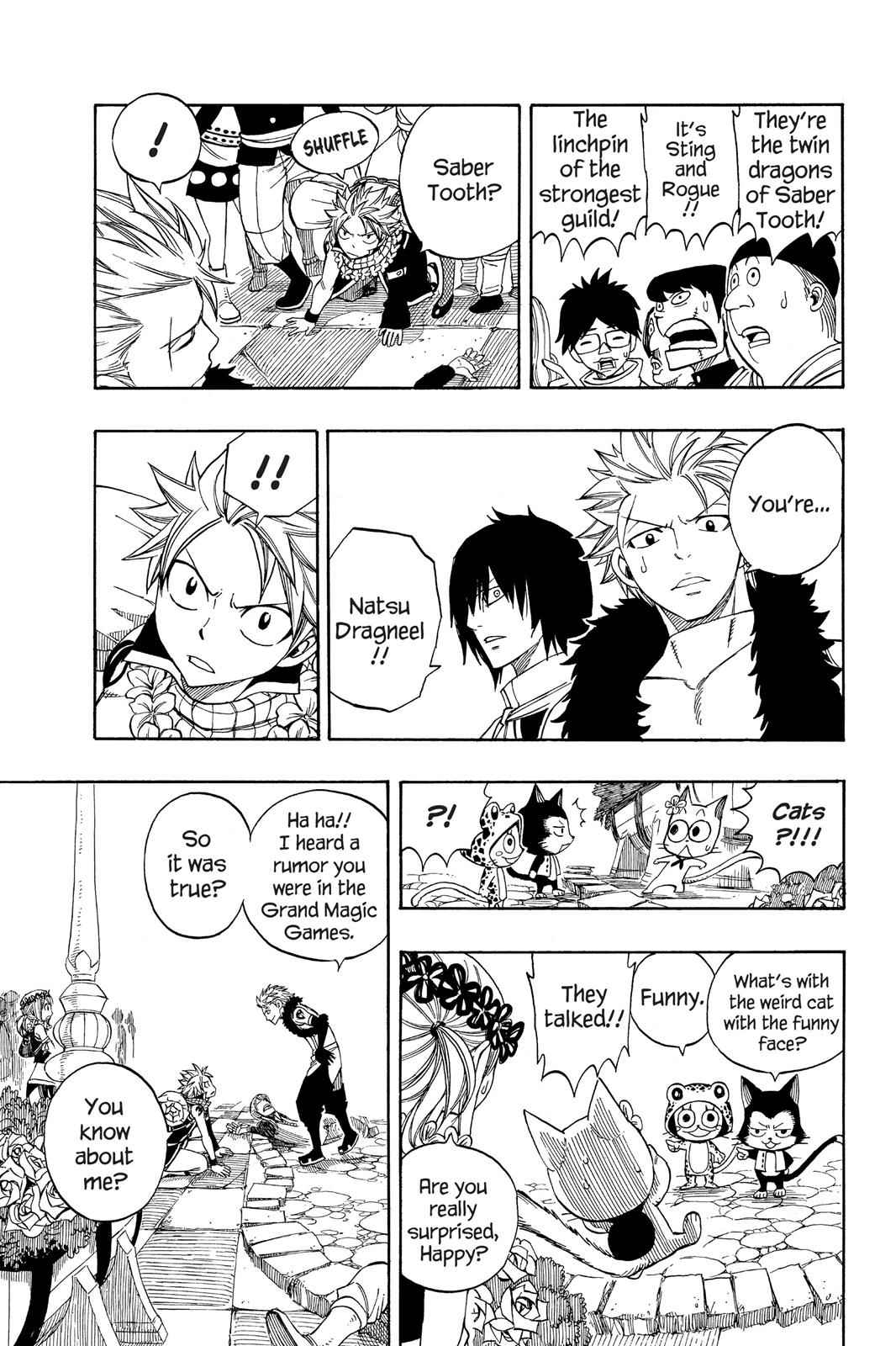 Fairy Tail Chapter 265 Page 16