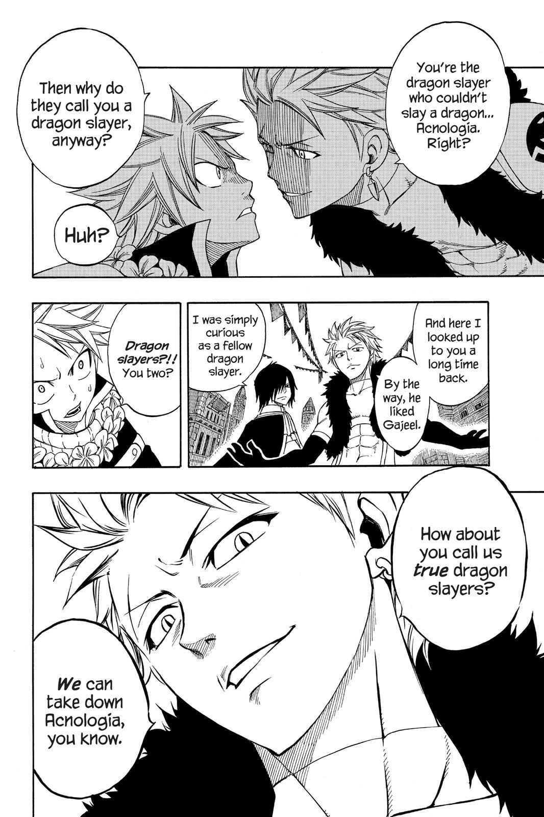 Fairy Tail Chapter 265 Page 17