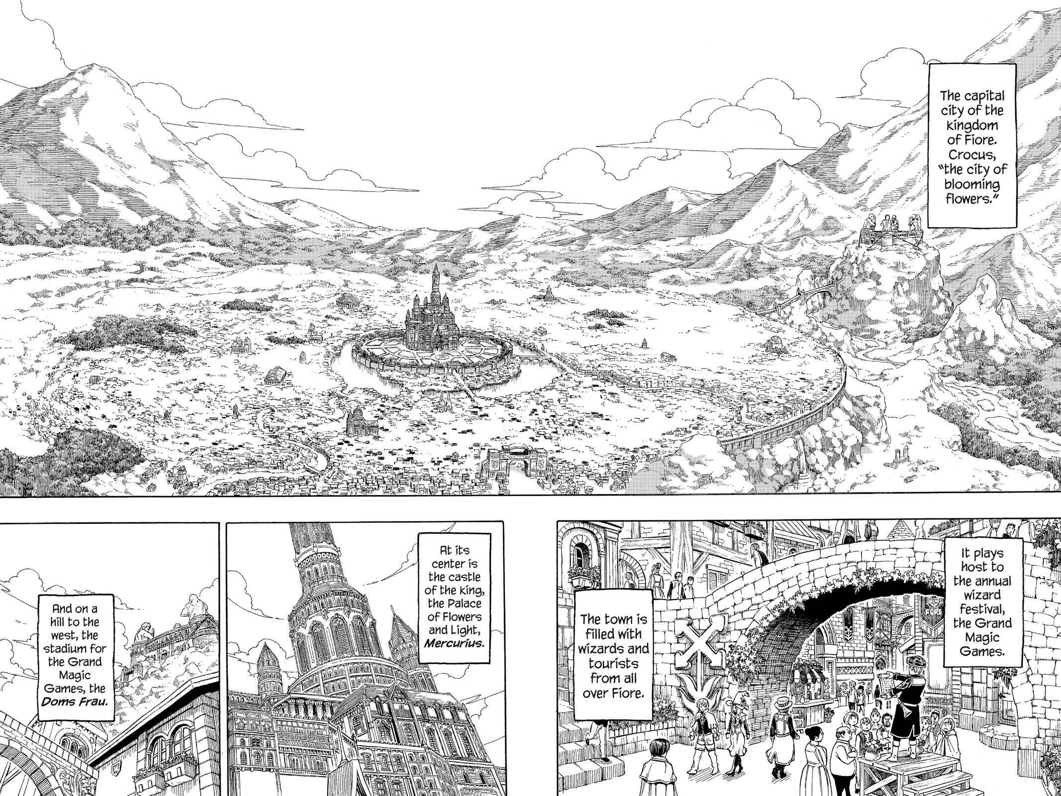 Fairy Tail Chapter 265 Page 2