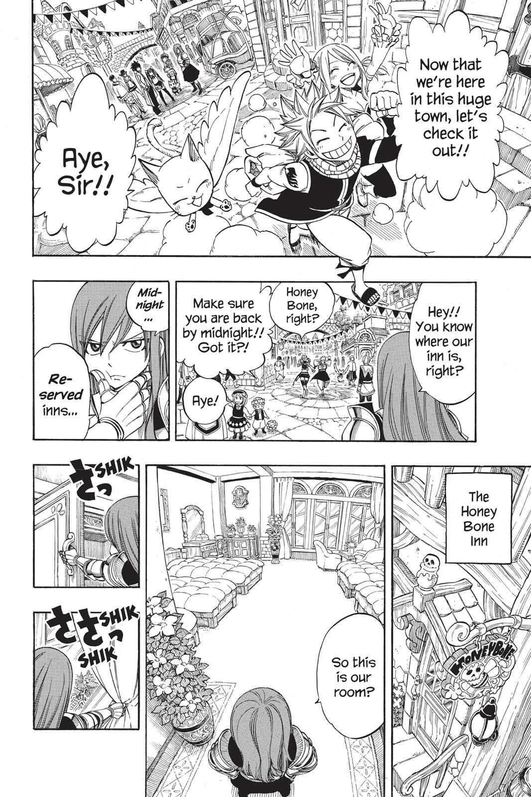 Fairy Tail Chapter 265 Page 9