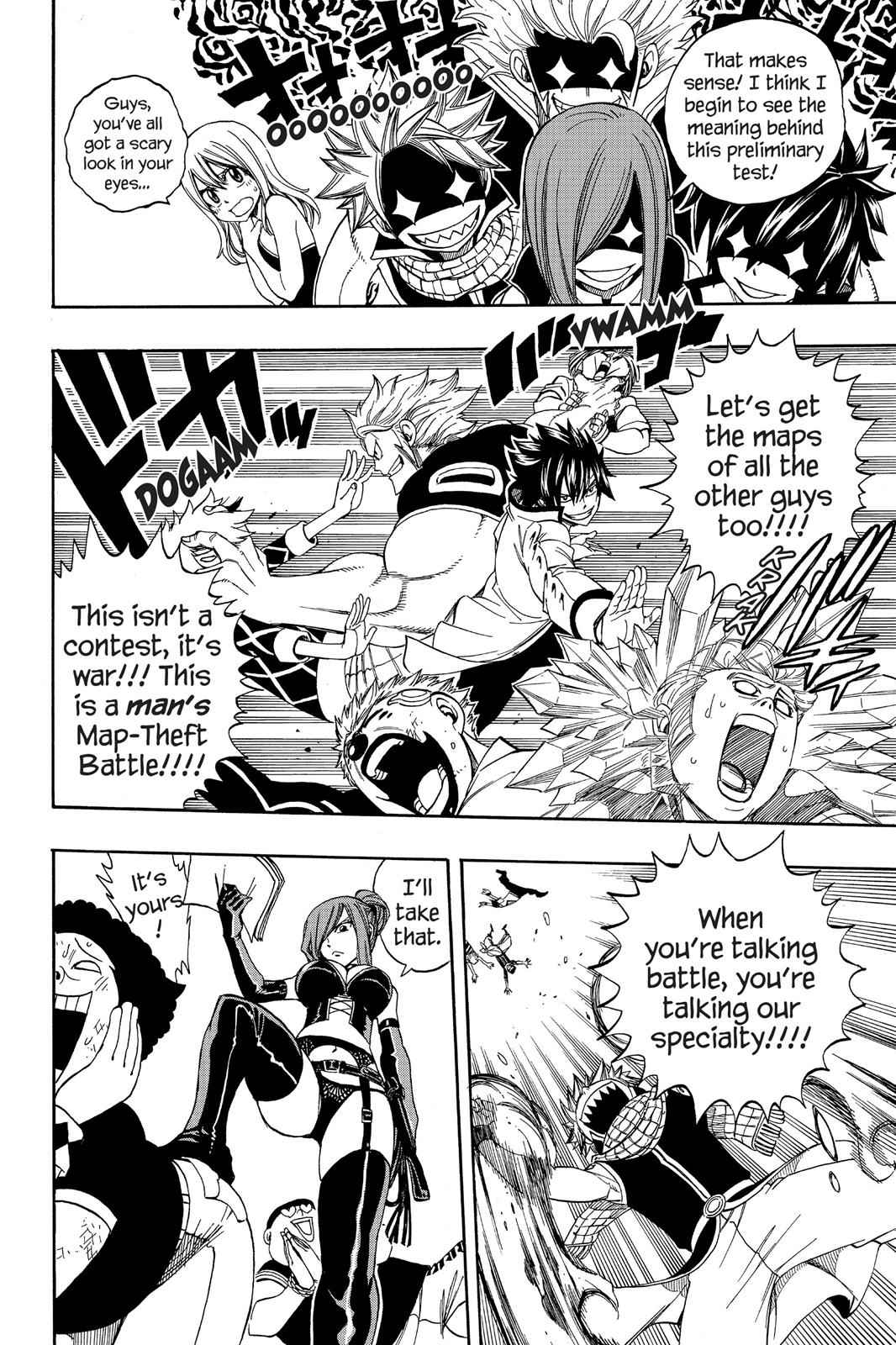 Fairy Tail Chapter 266 Page 17