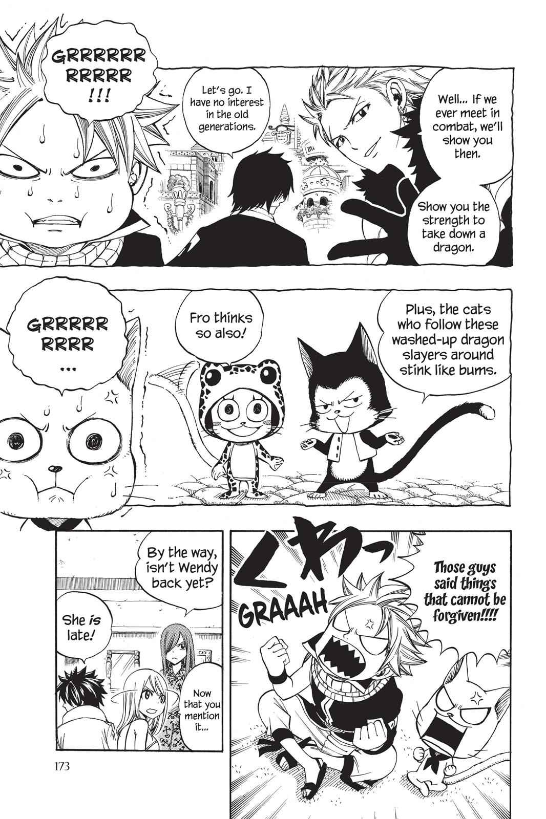 Fairy Tail Chapter 266 Page 3