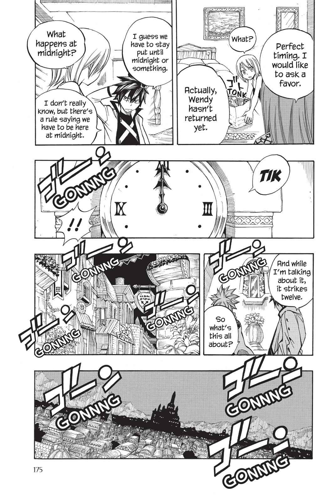 Fairy Tail Chapter 266 Page 5