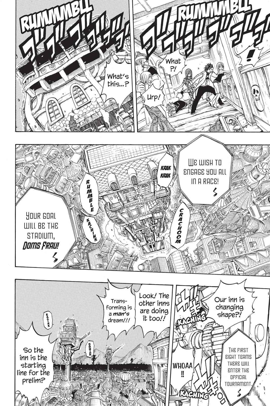 Fairy Tail Chapter 266 Page 8