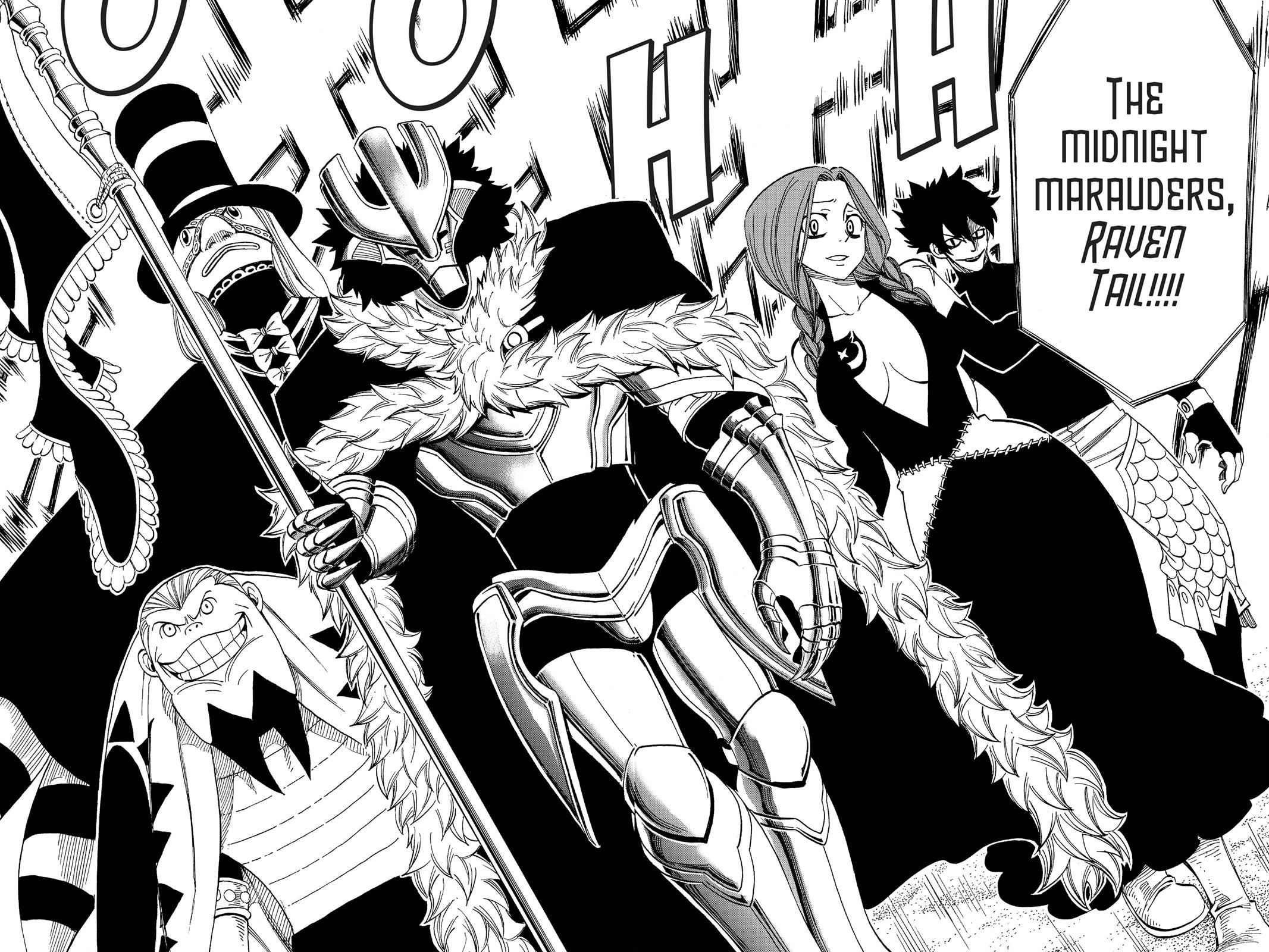 Fairy Tail Chapter 267 Page 20