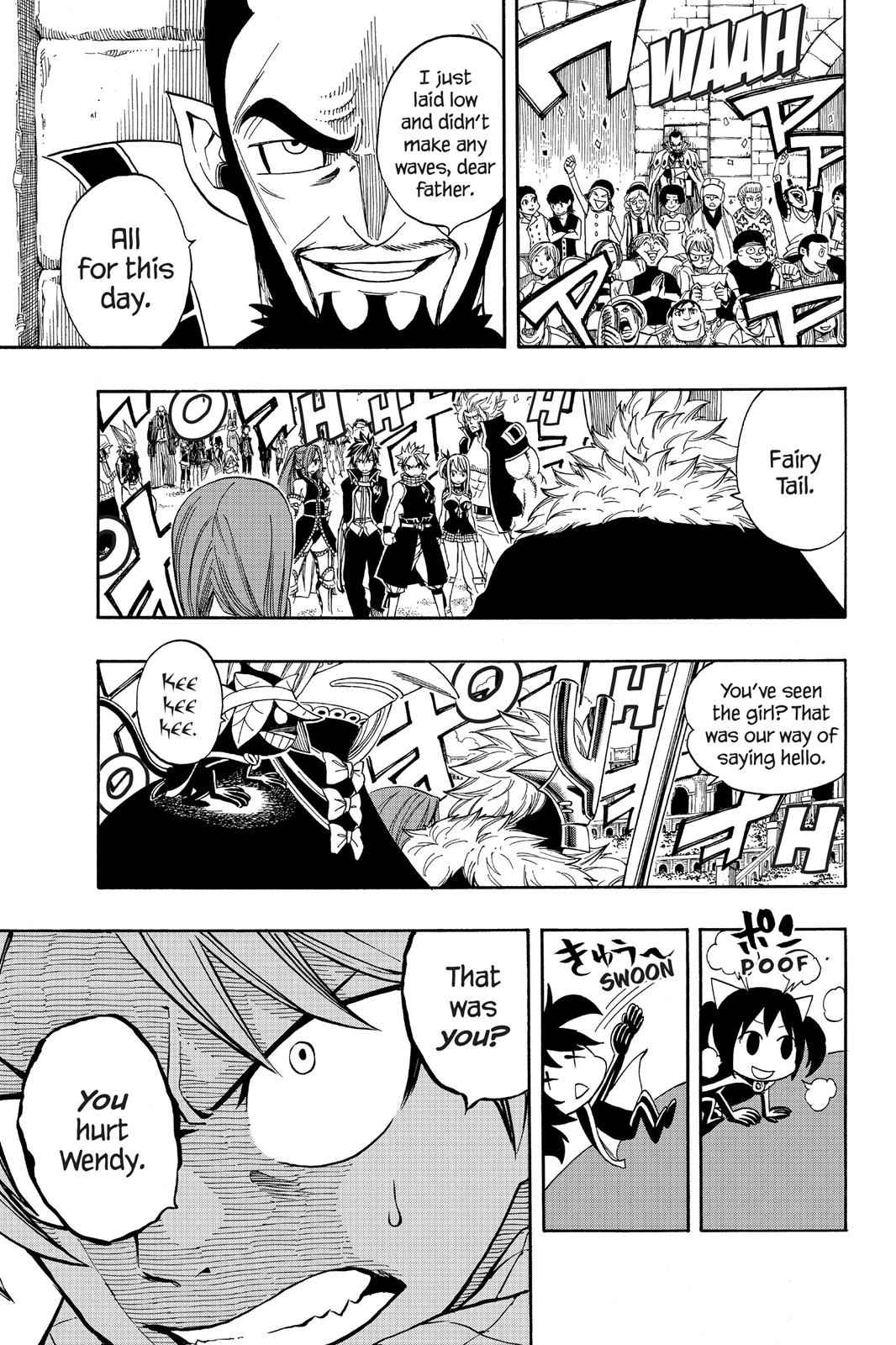 Fairy Tail Chapter 267 Page 22